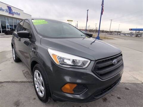 2017 Ford Escape for sale at Show Me Auto Mall in Harrisonville MO