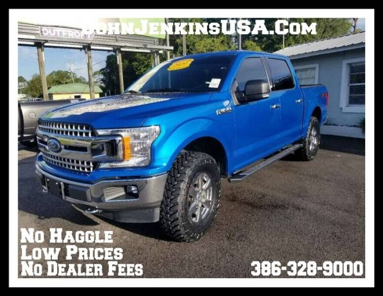 2020 Ford F-150 for sale at JOHN JENKINS INC in Palatka FL