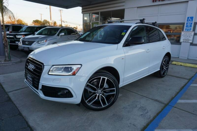 2017 Audi Q5 for sale at Industry Motors in Sacramento CA