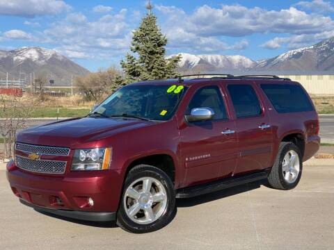 2008 Chevrolet Suburban for sale at Evolution Auto Sales LLC in Springville UT