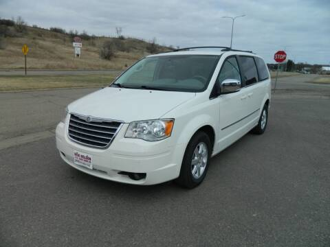 2010 Chrysler Town and Country for sale at Dick Nelson Sales & Leasing in Valley City ND