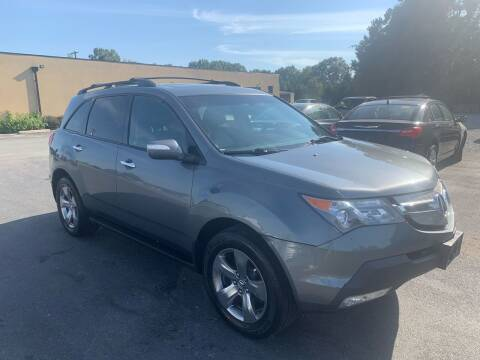 2009 Acura MDX for sale at EMH Imports LLC in Monroe NC