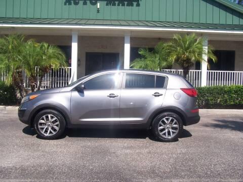 2014 Kia Sportage for sale at Thomas Auto Mart Inc in Dade City FL