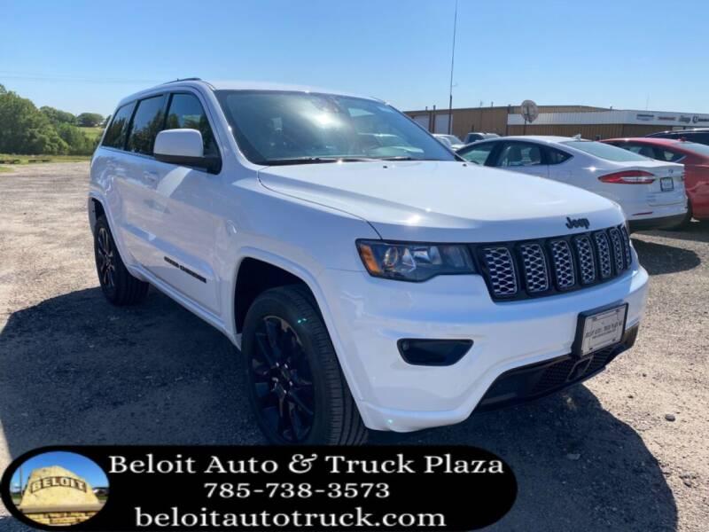 2020 Jeep Grand Cherokee for sale at BELOIT AUTO & TRUCK PLAZA INC in Beloit KS