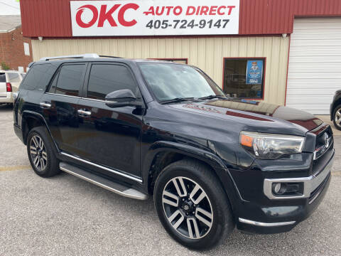 2014 Toyota 4Runner for sale at OKC Auto Direct, LLC in Oklahoma City OK