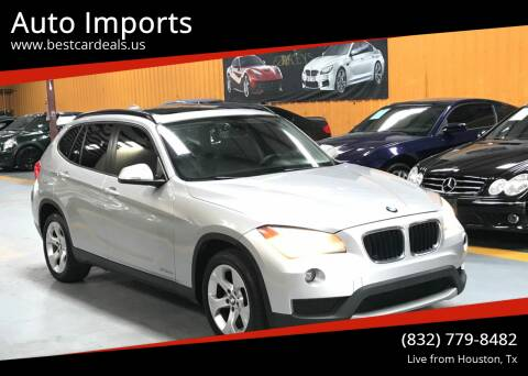 2013 BMW X1 for sale at Auto Imports in Houston TX