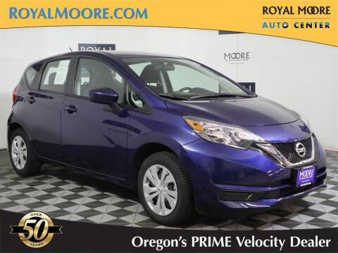 2019 Nissan Versa Note for sale at Royal Moore Custom Finance in Hillsboro OR