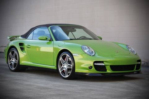 2008 Porsche 911 for sale at MS Motors in Portland OR