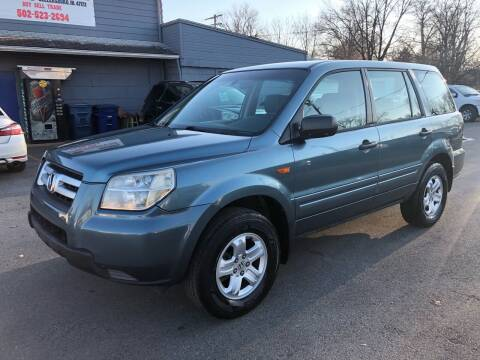 2006 Honda Pilot for sale at Wise Investments Auto Sales in Sellersburg IN