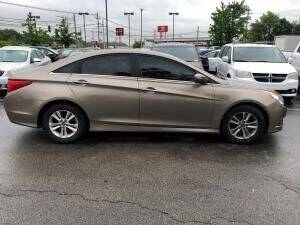 2014 Hyundai Sonata for sale at Cj king of car loans/JJ's Best Auto Sales in Troy MI