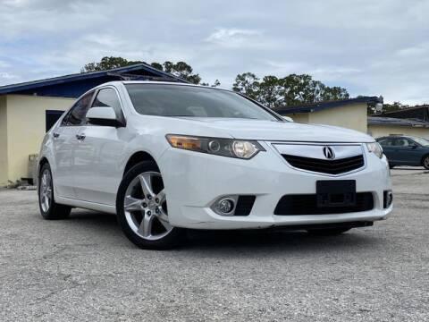 2012 Acura TSX for sale at AUTOPARK AUTO SALES in Orlando FL