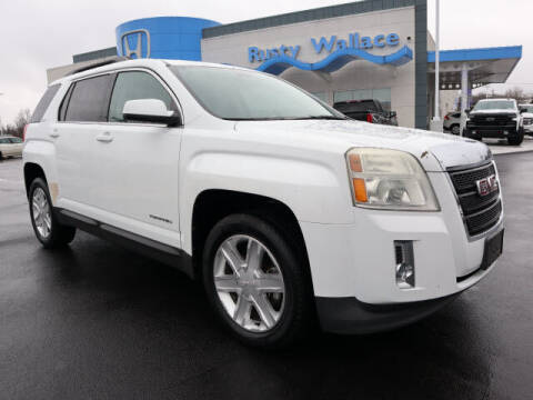 2011 GMC Terrain for sale at RUSTY WALLACE HONDA in Knoxville TN