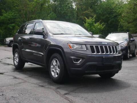 2014 Jeep Grand Cherokee for sale at Canton Auto Exchange in Canton CT