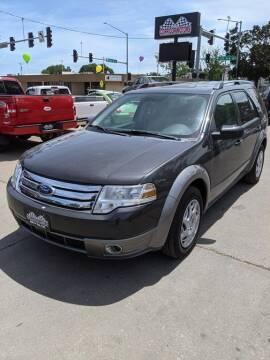 2008 Ford Taurus X for sale at Corridor Motors in Cedar Rapids IA