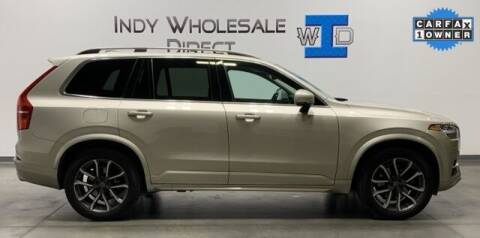 2016 Volvo XC90 for sale at Indy Wholesale Direct in Carmel IN
