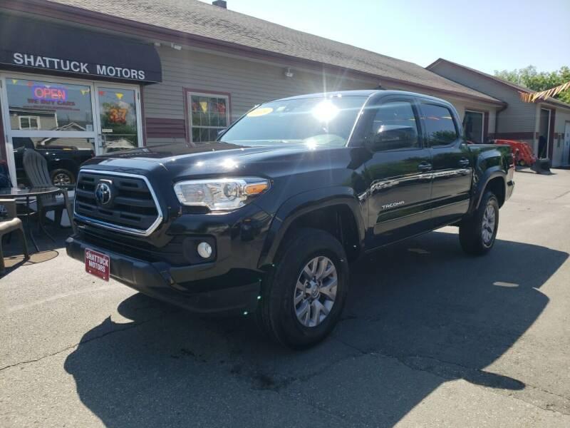 2019 Toyota Tacoma for sale at Shattuck Motors - NEKtrucks.com in Newport VT
