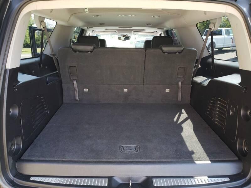 2018 Chevrolet Suburban 4x4 LT 1500 4dr SUV - Greenwood AR