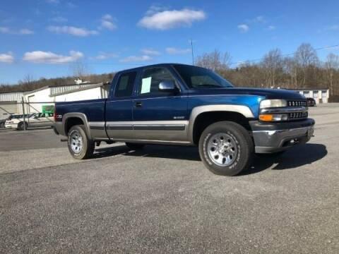 2001 Chevrolet Silverado 1500 for sale at BARD'S AUTO SALES in Needmore PA