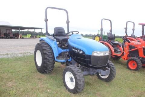 2002 New Holland TC33D