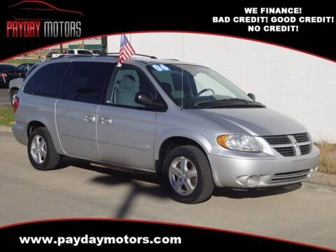 2006 Dodge Grand Caravan for sale at Payday Motors in Wichita And Topeka KS
