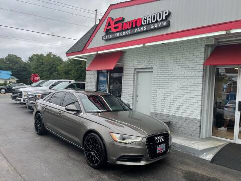 2014 Audi A6 for sale at AG AUTOGROUP in Vineland NJ