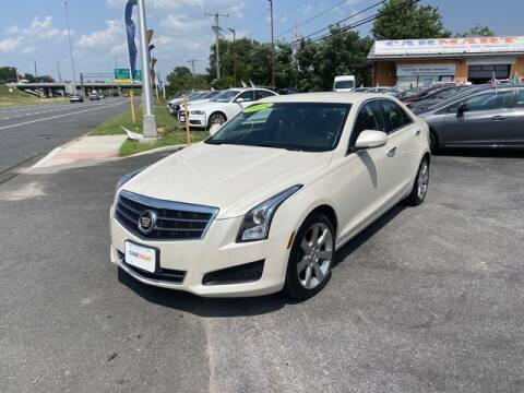 2014 Cadillac ATS for sale at CARMART Of New Castle in New Castle DE