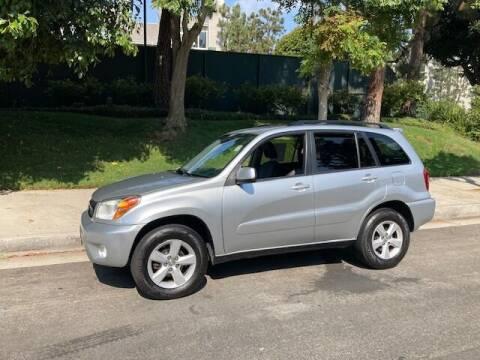 2005 Toyota RAV4 for sale at Del Mar Auto LLC in Los Angeles CA