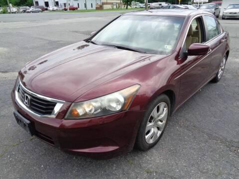 2010 Honda Accord for sale at Liberty Motors in Chesapeake VA
