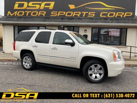 2011 GMC Yukon for sale at DSA Motor Sports Corp in Commack NY