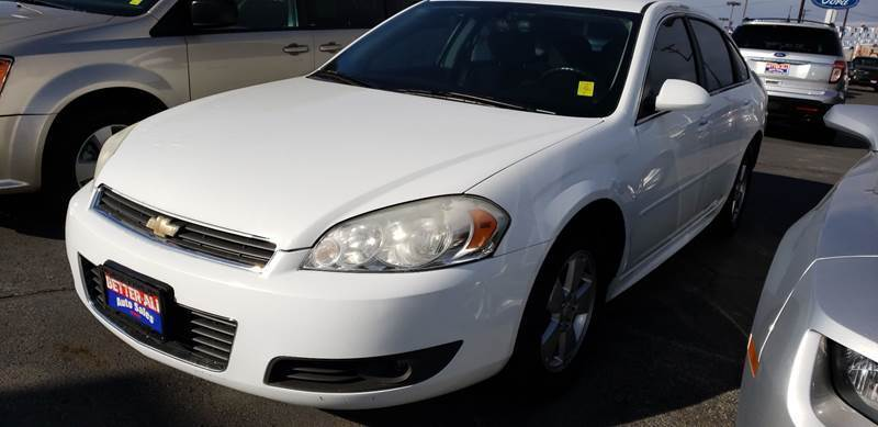 2011 Chevrolet Impala for sale at Better All Auto Sales in Yakima WA