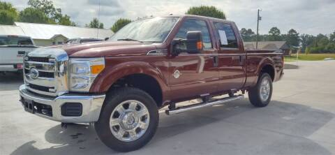 2016 Ford F-250 Super Duty for sale at Crossroads Auto Sales LLC in Rossville GA