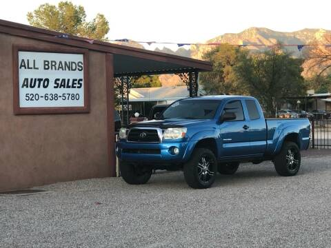 2005 Toyota Tacoma for sale at All Brands Auto Sales in Tucson AZ