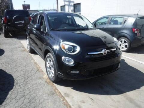 2016 FIAT 500X for sale at SOUTHFIELD QUALITY CARS in Detroit MI