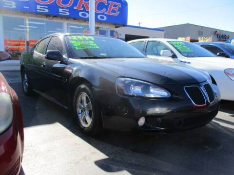 2006 Pontiac Grand Prix for sale at CAR SOURCE OKC in Oklahoma City OK