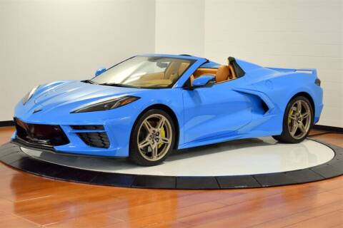2020 Chevrolet Corvette for sale at Mershon's World Of Cars Inc in Springfield OH