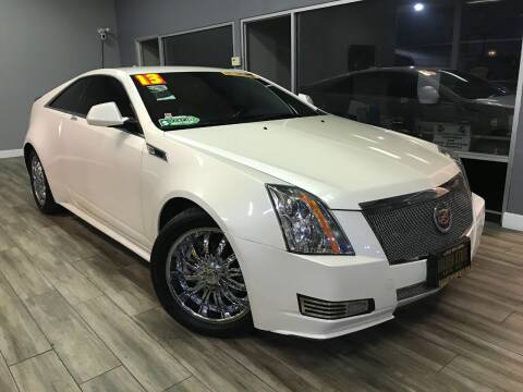 2013 Cadillac CTS for sale at Golden State Auto Inc. in Rancho Cordova CA