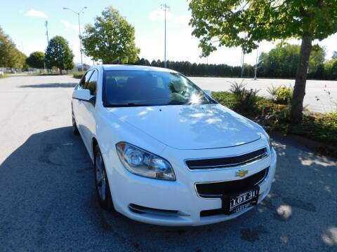 2009 Chevrolet Malibu for sale at Lot 31 Auto Sales in Kenosha WI