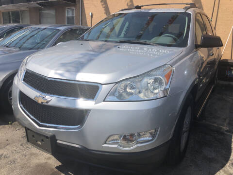 2011 Chevrolet Traverse for sale at Ultra Auto Enterprise in Brooklyn NY