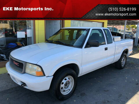 2003 GMC Sonoma for sale at EKE Motorsports Inc. in El Cerrito CA