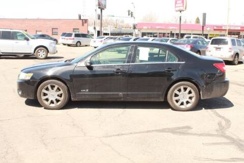 2007 Lincoln MKZ for sale at Epic Auto in Idaho Falls ID
