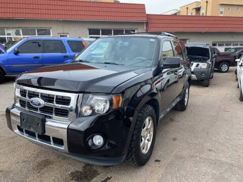 2012 Ford Escape for sale at STS Automotive in Denver CO