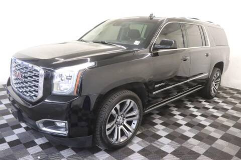 2018 GMC Yukon XL for sale at AH Ride & Pride Auto Group in Akron OH