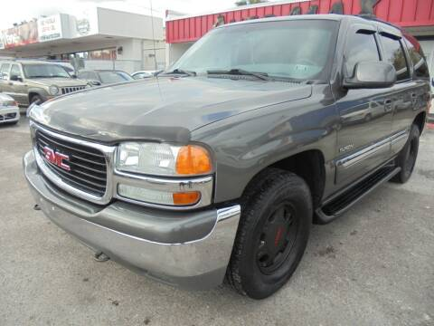 2001 GMC Yukon for sale at Automax Wholesale Group LLC in Tampa FL