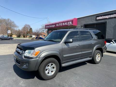 2006 Toyota Sequoia for sale at Auto Image Auto Sales in Pocatello ID