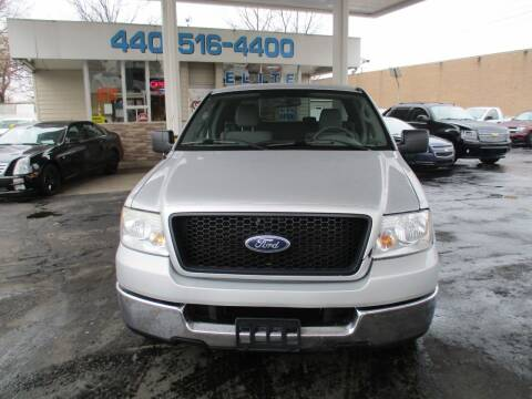 2005 Ford F-150 for sale at Elite Auto Sales in Willowick OH