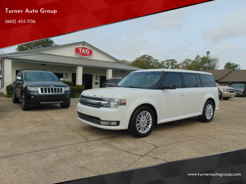 2013 Ford Flex for sale at Turner Auto Group in Greenwood MS