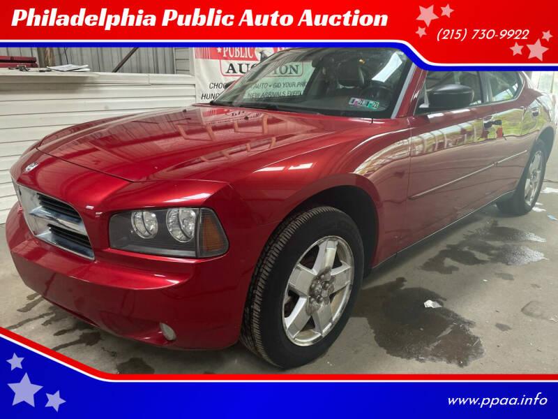 2007 Dodge Charger for sale at Philadelphia Public Auto Auction in Philadelphia PA