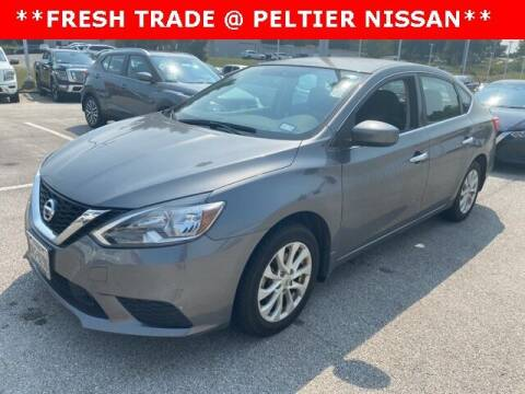 2018 Nissan Sentra for sale at TEX TYLER Autos Cars Trucks SUV Sales in Tyler TX
