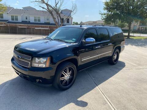 2010 Chevrolet Suburban for sale at GT Auto in Lewisville TX
