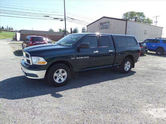 2011 RAM Ram Pickup 1500 for sale at Terrys Auto Sales in Somerset PA